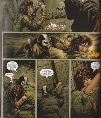 Captain America Brubaker Crossbones Synthia
