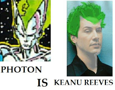 Photon Keanu Reeves Youngblood Rob Liefeld