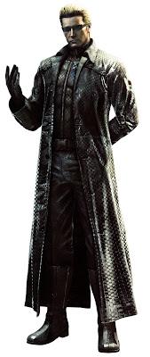 Resident Evil 5 Albert Wesker
