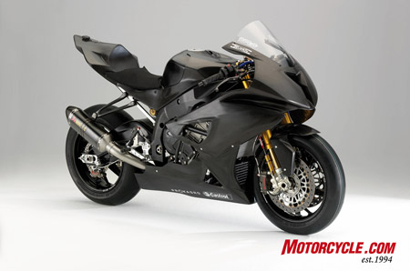 2010 BMW S1000RR   International Motor Sport