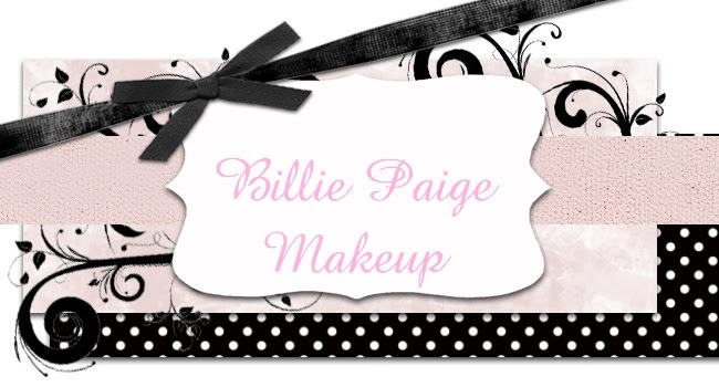 Billie Paige Makeup
