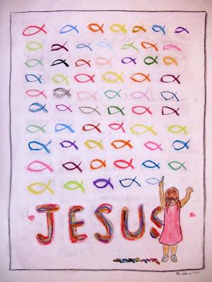 """Just Jesus!"""