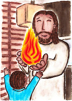 Receive My Loving Fire