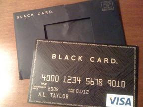 Black Card Living