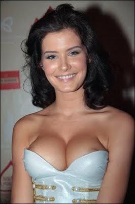 Nackt  Sofia Rudieva Miss Russia