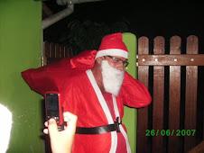 Eu conheço esse Papai Noel
