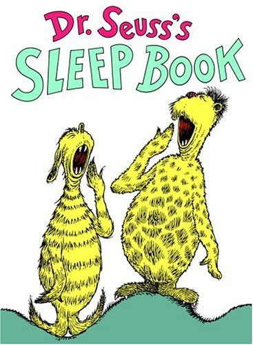 dr seuss art. Seuss#39;s, Dr. Sleep Book