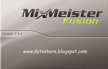 Mixmeister fusion 7.4.4 full download