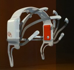 EmotivEpoc neuro headset
