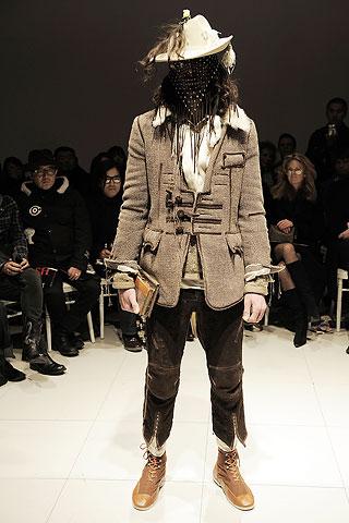 Fashion Design Art Gourmet Number Nine 09aw