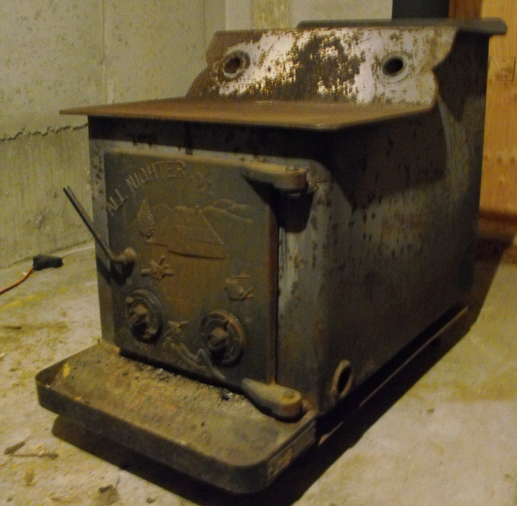 Old Mill Wood Stove | WB Designs