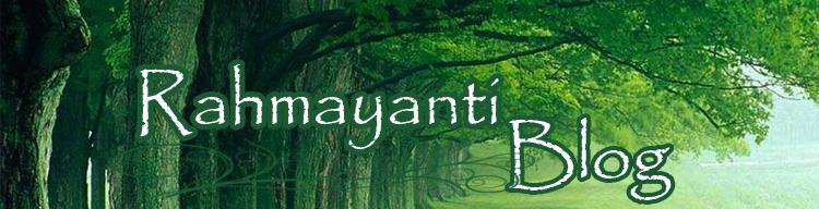 Rahmayanti Blog