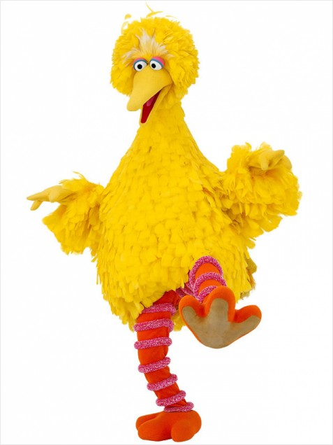 Big Bird Dancing