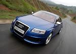 Audi RS6- V10 minha paixão