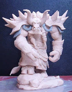 orme magiche action figure statuetta sciamano tauren world of warcraft regalo compleanno personalizzato
