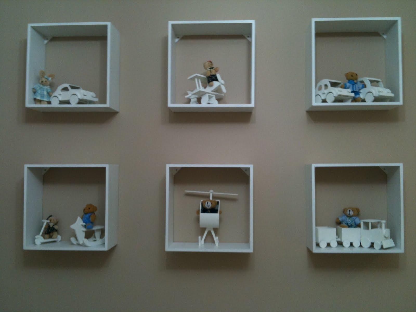 Luartebaby Artesanato Decoração de quarto de bebe
