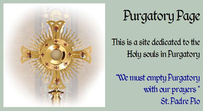 Purgatory Page