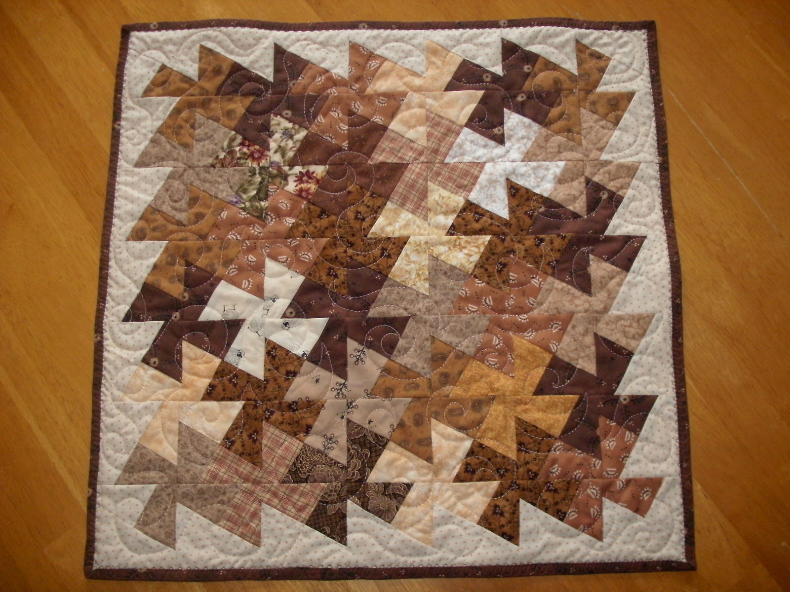 Sunshower Quilts: Let's Twist Again! : twister quilts - Adamdwight.com