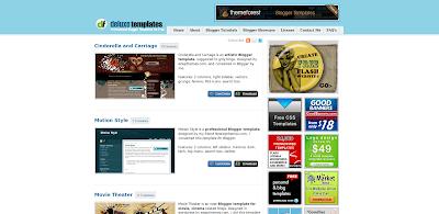 templates blog