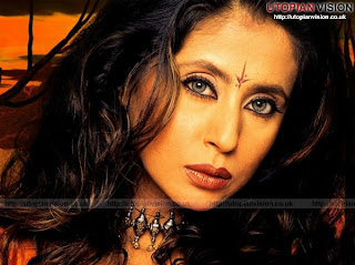 pose of urmila matondkar - indian celebrity