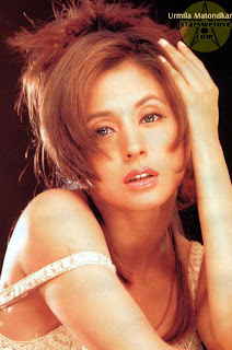 hair style of urmila matondkar - indian celebrity