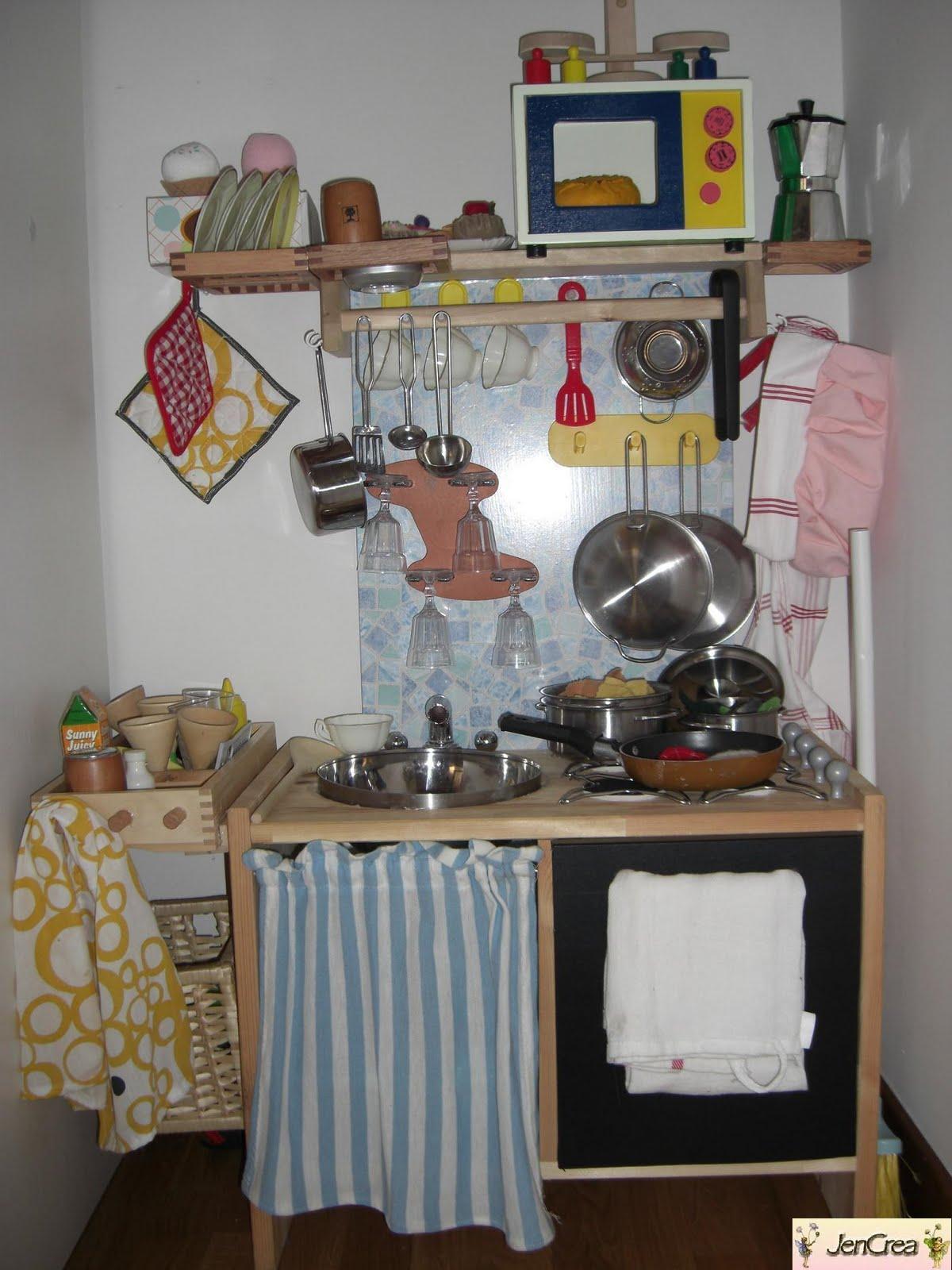 Jen crea creazioni di tutto e un p la cucina for Utensili cucina online shop