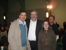 Michele Emiliano a Foggia