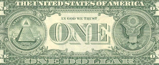 1 dollar bill owl. 1 dollar bill owl. the one