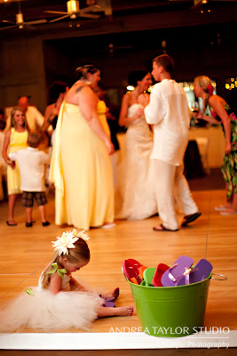 kids fun wedding reception florida wedding photography