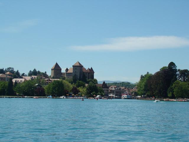 Chateaux de annecy
