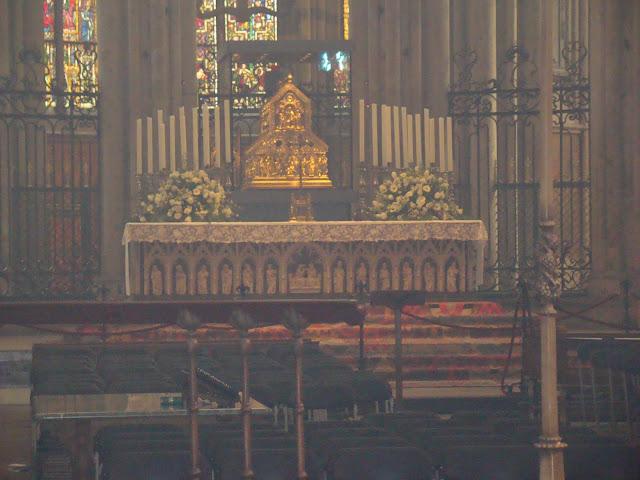 interior catedral Colônia