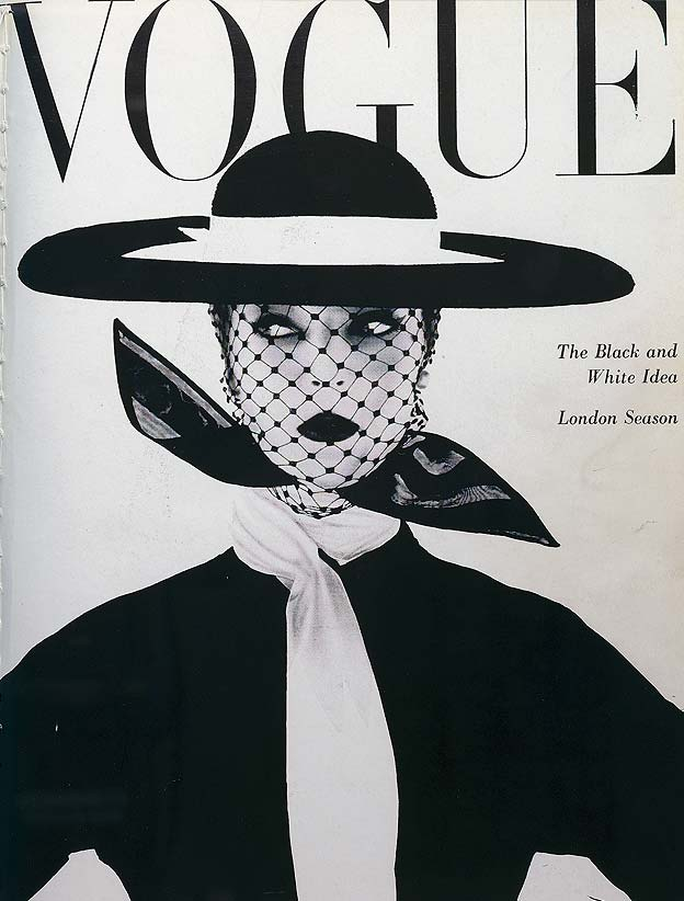 espresso style vintage vogue magazine covers