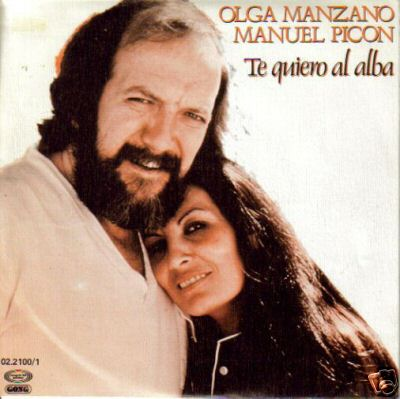 OLGA MANZANO Y MANUEL PICON