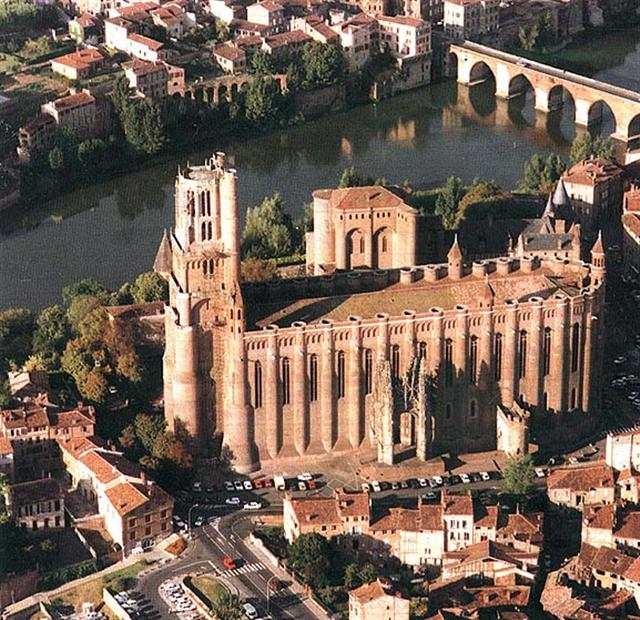 Albi France  City new picture : Lylou.Anne Collection: Albi au patrimoine mondial de l'Unesco...