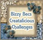 Bizzy Becs Creatalicious Challenges