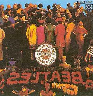 A Beatles Hard Die S Site Sgt Pepper Album Cover
