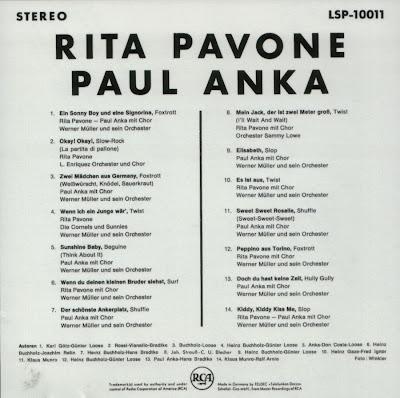 Rita Pavone & Paul Anka