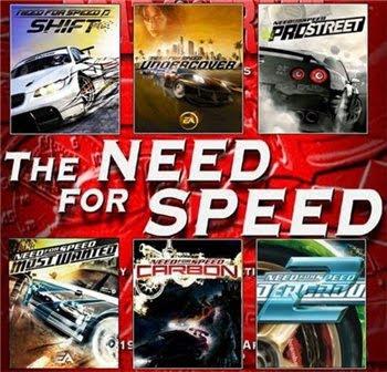 coleccion completa de need for speed A4wmdz
