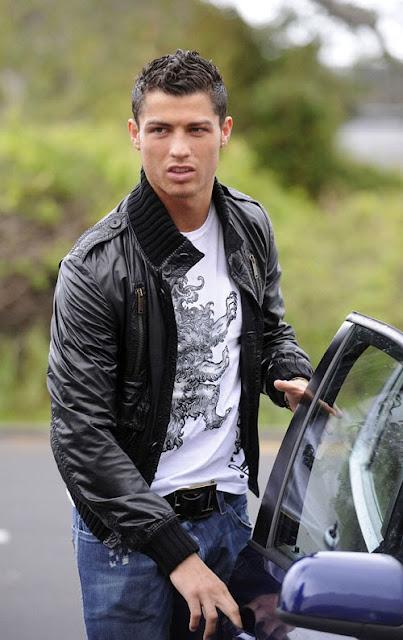 cristiano ronaldo hair. go for Cristiano Ronaldo