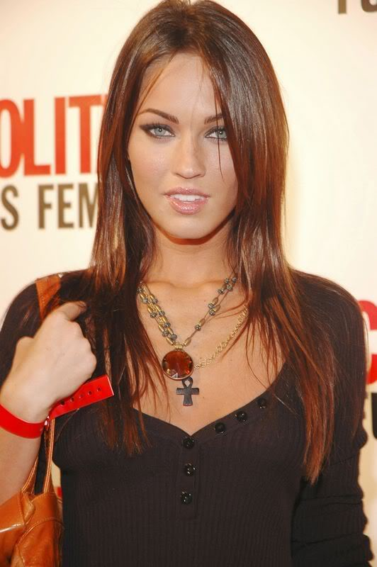 megan fox hair colour. megan fox hair colour. megan