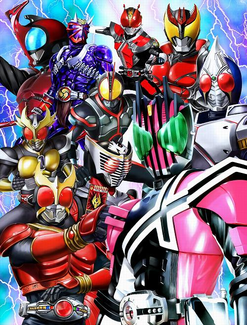 Kamen Sentai Possiblity Decade In Power Rangers Samurai Kamen Rider