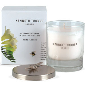 Domestic Sluttery Kenneth Turner Scented Candles Fresh White And