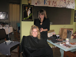 Kim's New Hair!