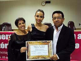 Diploma do Mérito Olegária Mariano