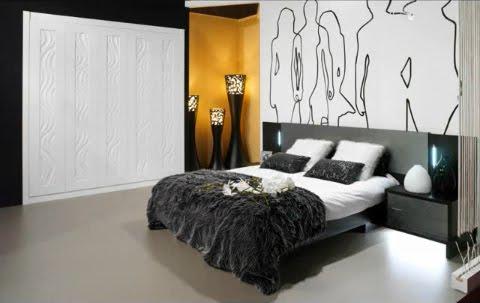Dormitorios para adultos Murales para recamaras matrimoniales