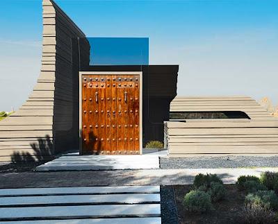 Casa escultura joaquin torres con una fachada original - Casas joaquin torres ...