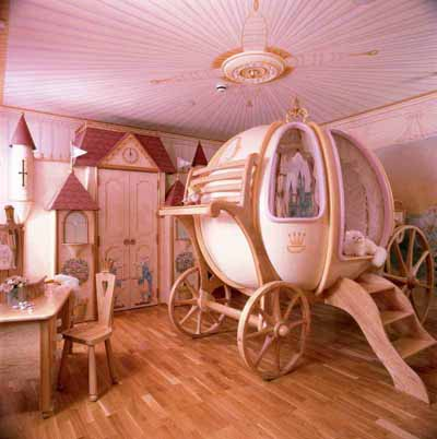 One of the all time favorites, when it comes to kids room paint ideas,