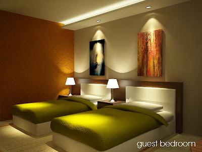 Dormitorios compartidos para hermanos o Habitacion de huéspedes