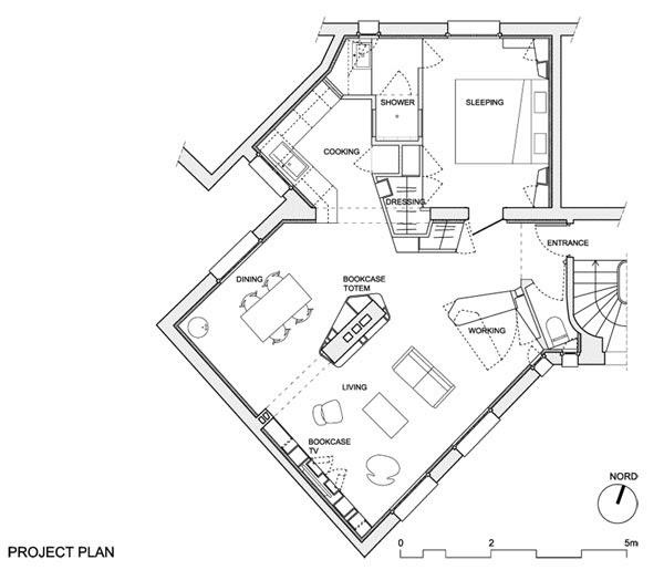elaborar planos de casa planos de casa en 60m2 de 6