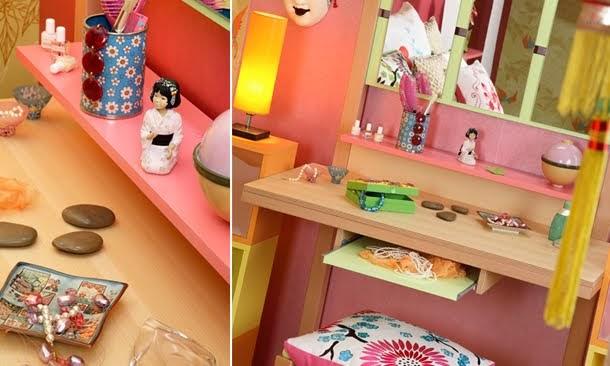Dormitorio oriental y decoracion japonesa de la empresa for Decoracion jardin japones